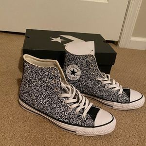 Converse All Star high top sneakers. New in box